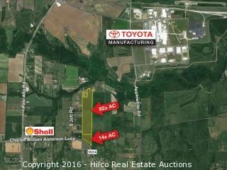 92 AC Development Site - San Antonio, TX