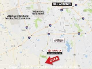 92 AC Development Site - San Antonio, TX