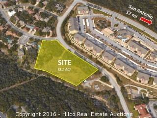 Prime 3.1 AC Multi-Family Development Site Babcock Road- San Antonio, TX