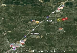 118 AC Development Site in Rapidly Expanding Area - Splendora, TX