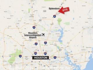 118 AC Development Site in Rapidly Expanding Area - Splendora, TX