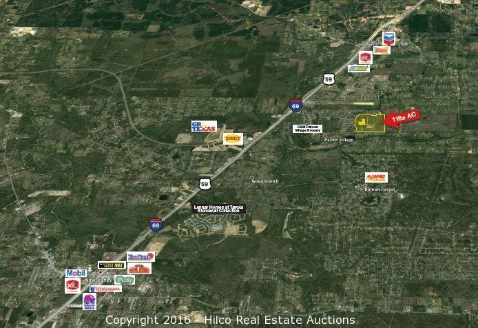 San Antonio & Houston Land Portfolio