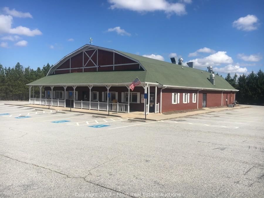 PRIME TURN-KEY RESTAURANT - CONYERS, GA
