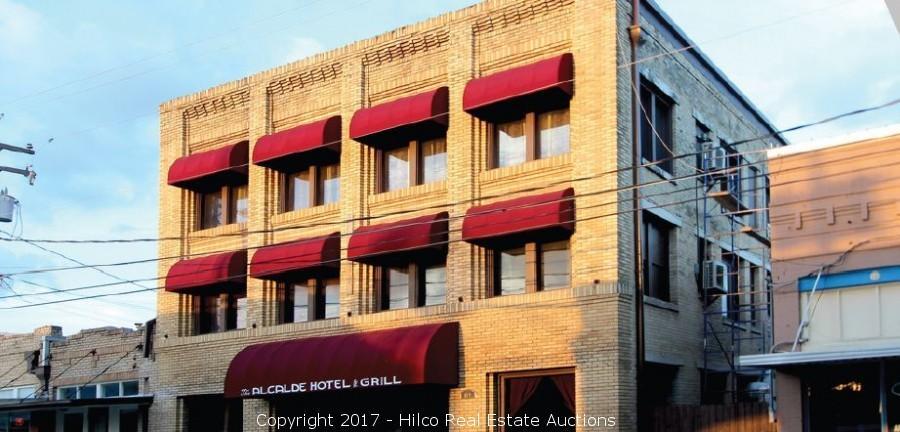 Historic Hotel - Gonzales, TX