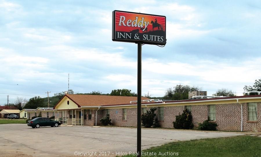 43-Room Texas Hotel
