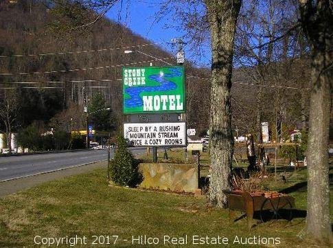 19-Room Motel - Maggie Valley, NC