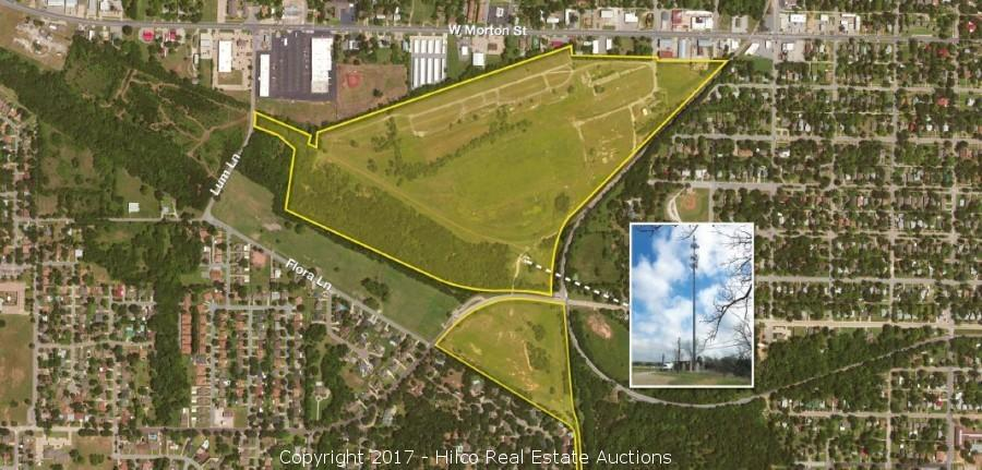 99+/- Acre Development Site