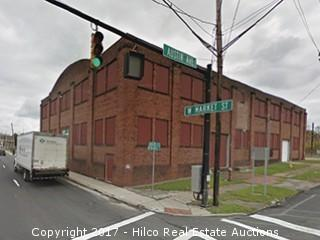 Commercial Warehouse & Prime Industrial Development Parcel - Warren, OH