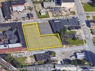 Large Paved Lot in Midtown Area - Cleveland, OH