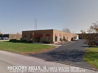 9801 South 78th Street - Hickory Hills, IL