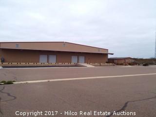 77,000± SF INDUSTRIAL WAREHOUSE - Laredo, TX