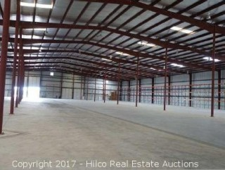 77,000± SF INDUSTRIAL WAREHOUSE - Laredo, TX