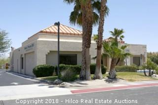 3,700 ± SF TURNKEY MEDICAL OFFICE/RETAIL BUILDING - PALM SPRINGS