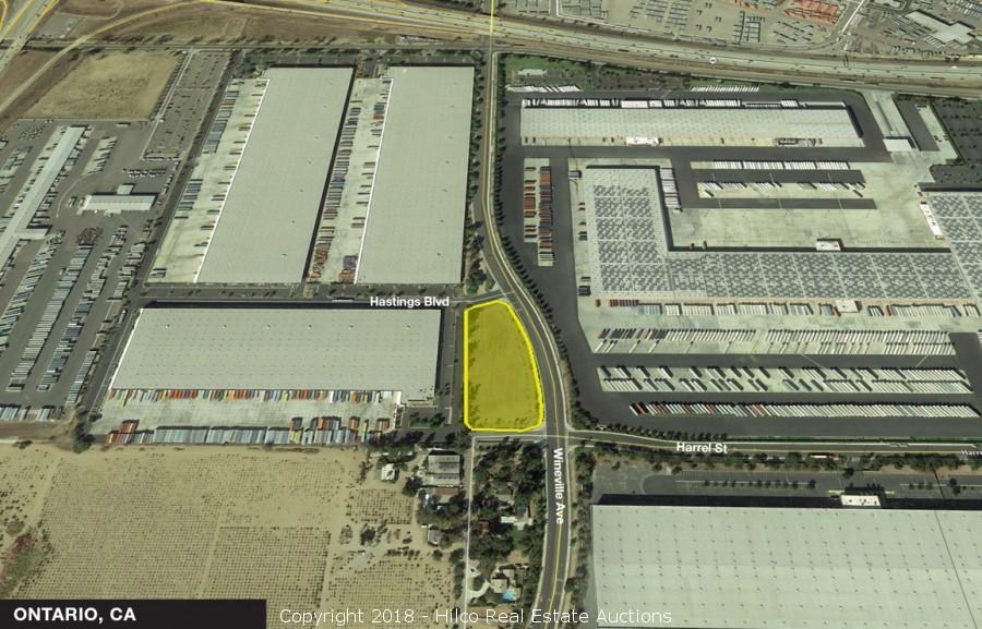 Surplus IDI Logistics Industrial & Retail Development Land Portfolio