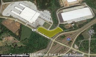 UNDER CONTRACT: NWQ I-85 & GA-82 - Jefferson, GA