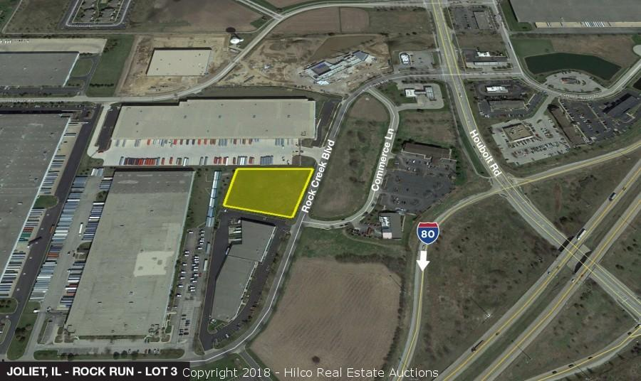 Surplus IDI Logistics Industrial & Retail Development Land Portfolio