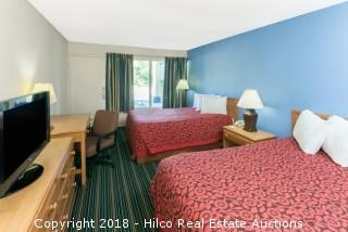148 Room - Knights Inn - Shreveport LA