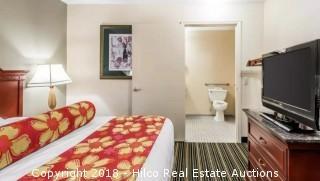 81-Room Rodeway Inn - Columbia, MO