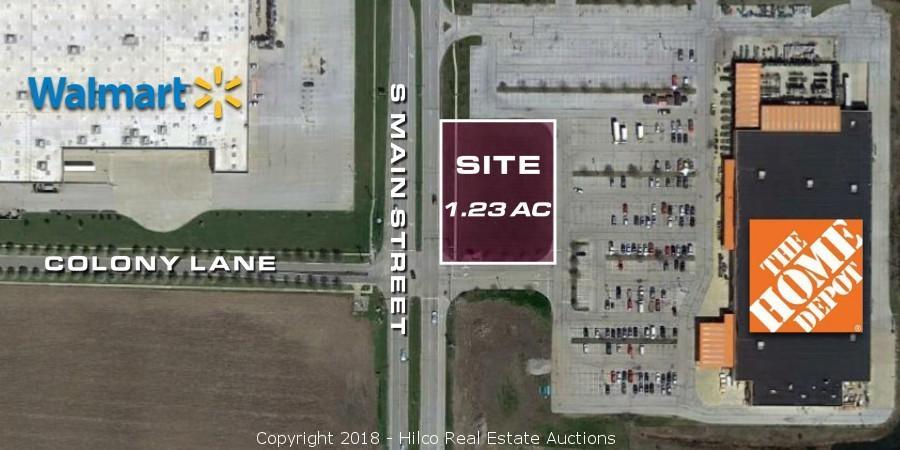 Four Property Land Portfolio - Bowling Green & Vandalia, OH