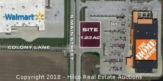Parcel 1 - Bowling Green, OH - 1.23 AC
