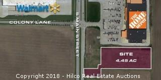 Parcel 3 - Bowling Green, OH - 4.45 AC