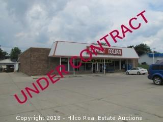 UNDER CONTRACT Shelbyville, IL Freestanding Building