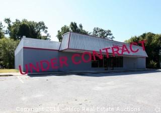 CLOSED: Rocky Mount, NC Freestanding Building