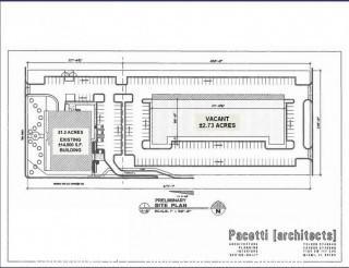 McAllen, TX Redevelopment Land